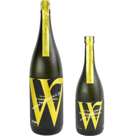 R01BY W(ダブリュー) 亀の尾 純米無濾過生原酒