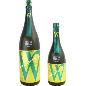 R02BY W(ダブリュー) 穀良都 純米無濾過瓶火入原酒
