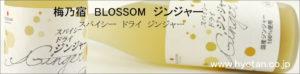 梅乃宿 BLOSSOM ジンジャー バナー