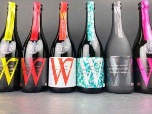 R02BY 日本酒 W(ダブリュー)シリーズ 2021年2月10日蔵出し分計6酒入荷!バナー