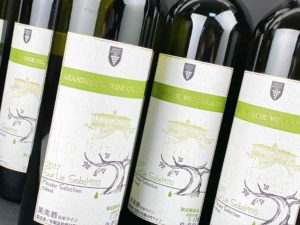 朝日町ワイン マイスターセレクション 2017 シュールリー セーベル9110 バナー
